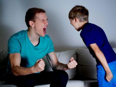 الگو گیری از والدین توسط فرزندان