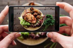 مدیریت تغذیه در فضای مجازی