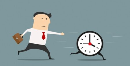 موفقیت با مدیریت زمان در فضای مجازی