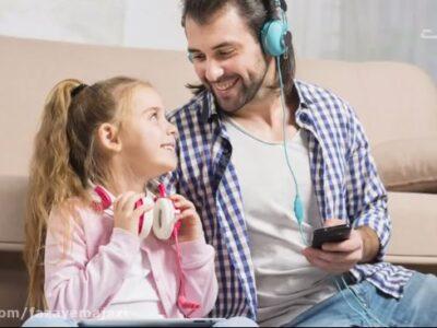 همراهی با فرزندان در فضای مجازی