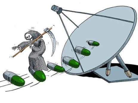 تفکر رسانه ای در ماهواره