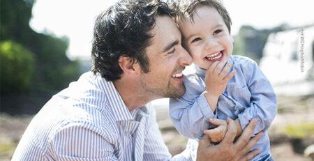 مهر مادری و محبت پدری