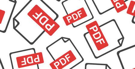 نرم افزار ساخت pdf